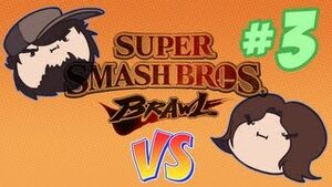 Smash Brothers Brawl 3