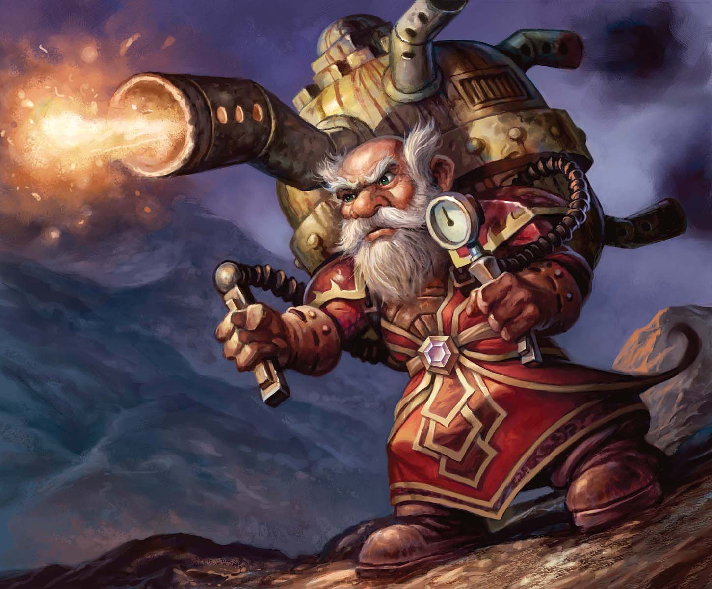 Gnomes from wow exposed scenes