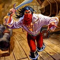 Defias Pirate