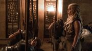 Daenerys returns No One