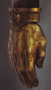 Goldenhand concept art 2