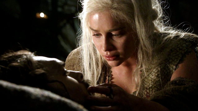 File:Dany kills Drogo Fire and Blood.png