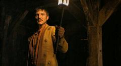 Oberyn visits Tyrion - Mockingbird