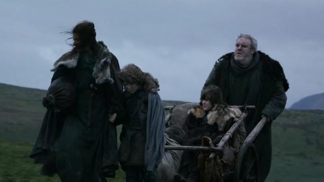 File:S02E10 - Bran Rickon Osha & Hodor.png