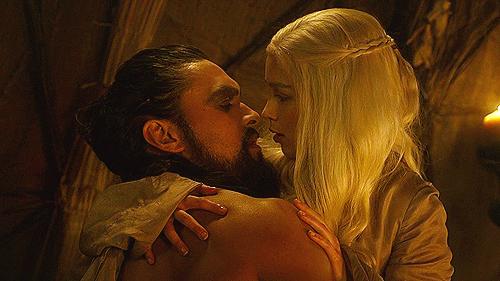 Of Thrones Drogo And Daenerys Wedding Night Tbrb Info