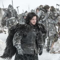 Jon Snow in
