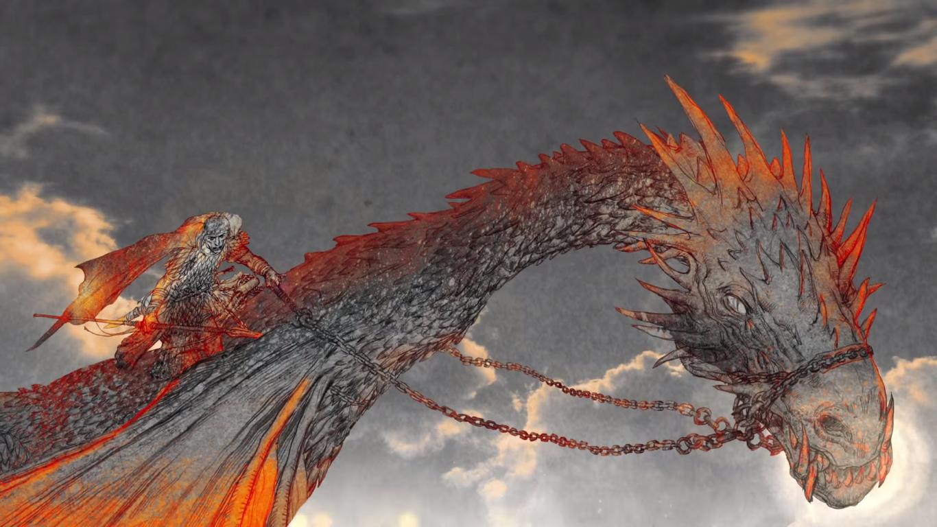 Balerion Drogon