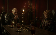 Tyrion and Tywin 1x10