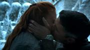 Littlefinger-sansa kiss