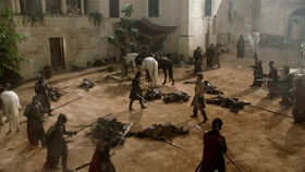 Eddard Jaime Confrontation