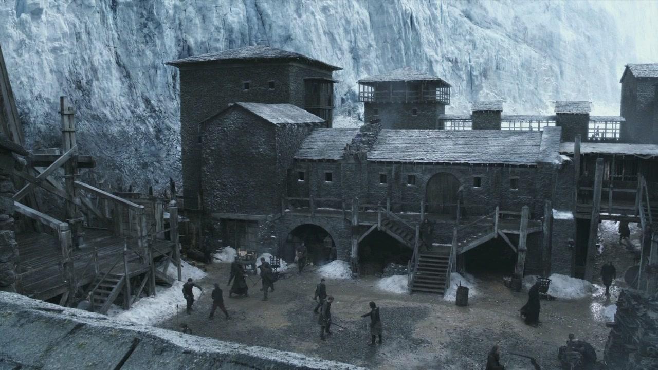 Castle Black, Game of Thrones
