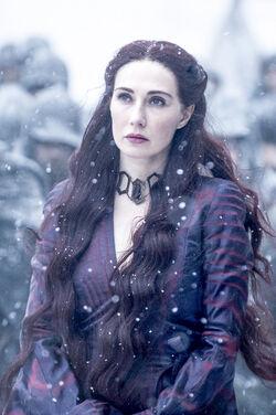 Melisandre The Dance of Dragons