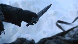 Dragonglass Spear