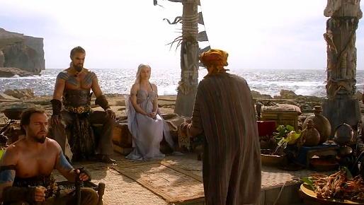 File:Winter is Coming dany drogo wedding.png