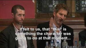 Benioff & Weiss asked about Jaime Cersei rape in Game of Thrones Season 4