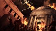HL5 Balerion burns Sept of Remembrance 2