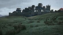 Winterfell ravens