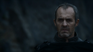 Stannis Baratheon on beach