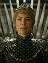 Queen Cersei Main The winds of Winter