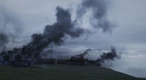 Winterfell Burning