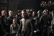 Ned and Arya