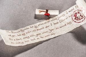 Dorne Message