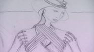 Cersei Winterfell feast costume concept art