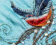 Cersei costume embroidery 1