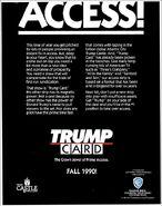 Trump Card Promo 2