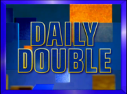 Jeopardy! 2005-2006 Daily Double title card