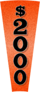 2000 wedge