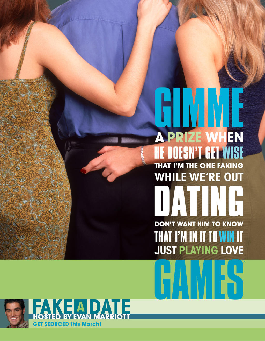 Fake dating games