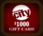 Circuit City Gift Card ($1000)
