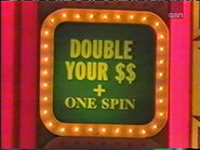 Double Your $$+Spin