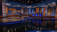 Jeopardy! 2002-2009 set after HD upgrades