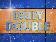 Jeopardy! Season 23 Daily Double Logo