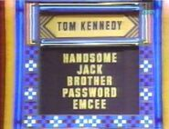 Tom Kennedy Puzzle