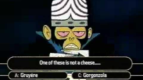 Mojo JoJo Goes On Millionaire