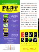 Game Show Network 98 ad