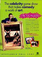 Pictionary 1996 ad