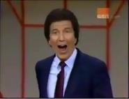 Suprised Bert Convy