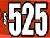 $525 Whammy!