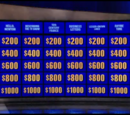 Jeopardy!/Game Board