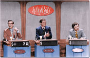 Jeopardy Bill Peter & Art
