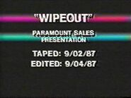 Wipeoutslate