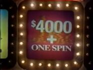Celebrity PYL $4000 + One Spin