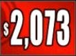 $2,073
