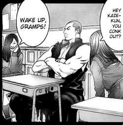 Kaze's Classmates