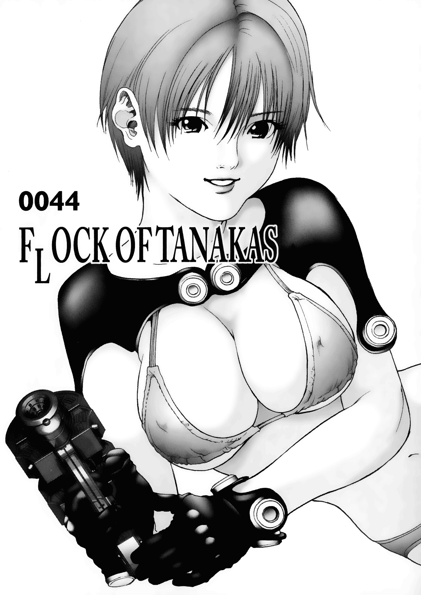 what chapter of gantz has sex