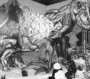 Dinosaur Alien Mission